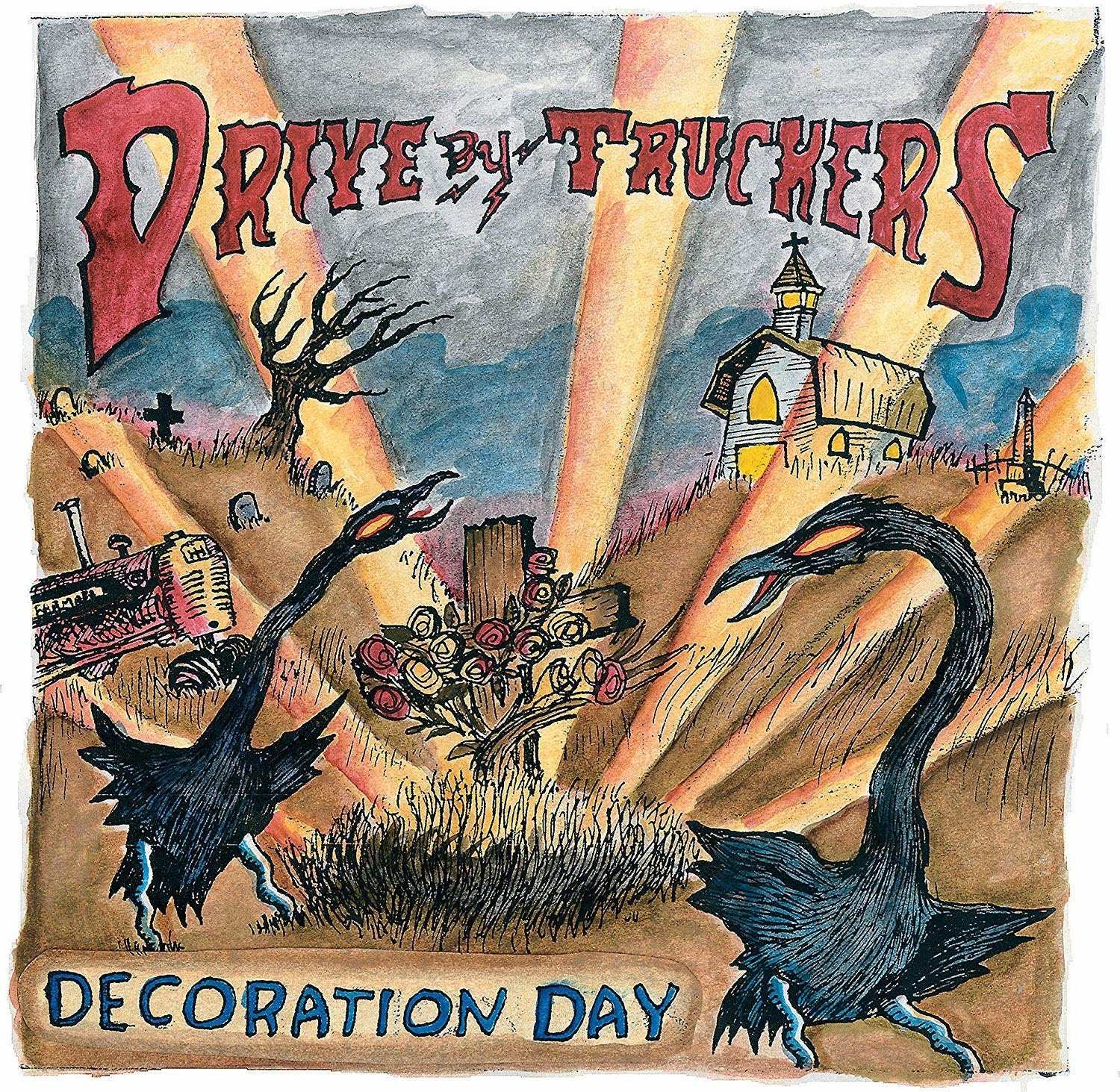 Drive-By Truckers ‎– Decoration Day