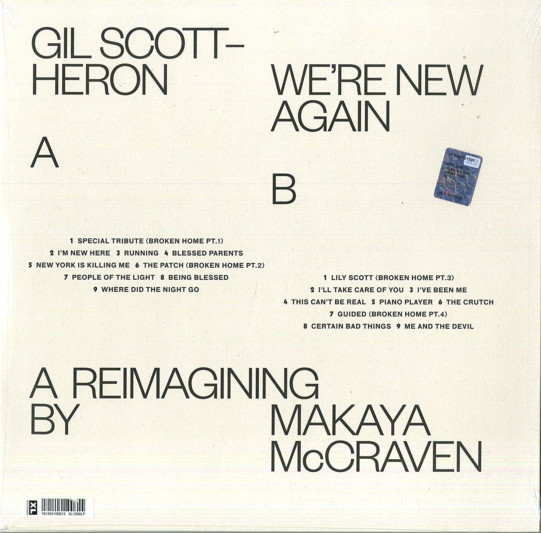 Gil Scott-Heron - We're New Again (A Reimagining By Makaya McCraven)