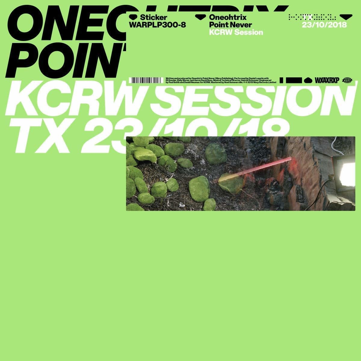 Oneohtrix Point Never - KCRW Session TX 23/10/18