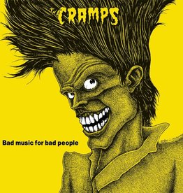 Cramps – Bad Music For Bad People