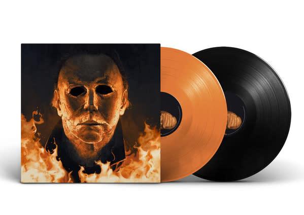 John Carpenter - Halloween Soundtrack - Expanded Edition (Orange/Black Vinyl)