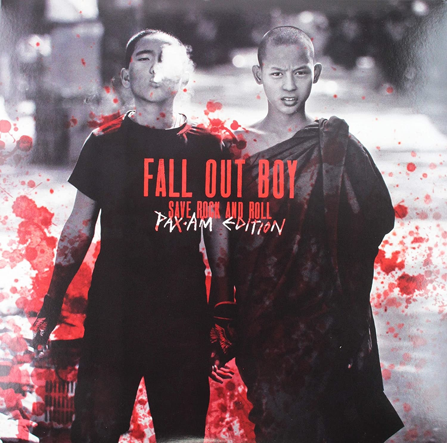 Fall Out Boy ‎– Save Rock and Roll (PAX•AM Edition)