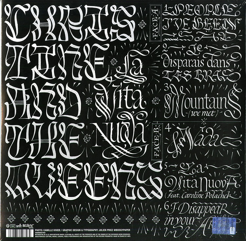 Christine And The Queens - La Vita Nuova EP