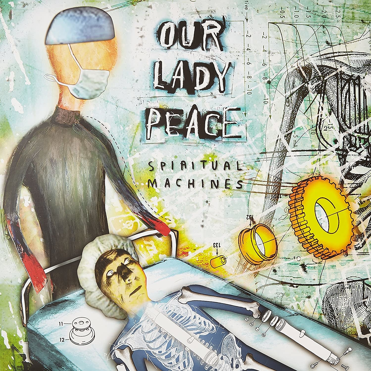 Our Lady Peace – Spiritual Machines