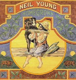 Neil Young ‎– Homegrown