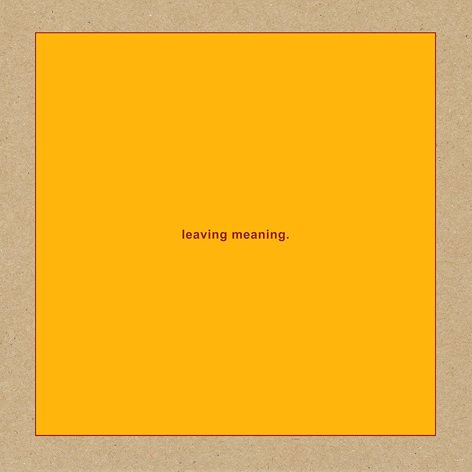 Swans ‎– Leaving Meaning.