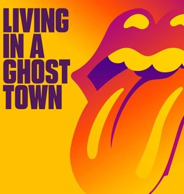 Rolling Stones ‎– Living In A Ghost Town