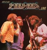Bee Gees ‎– Here At Last...Live