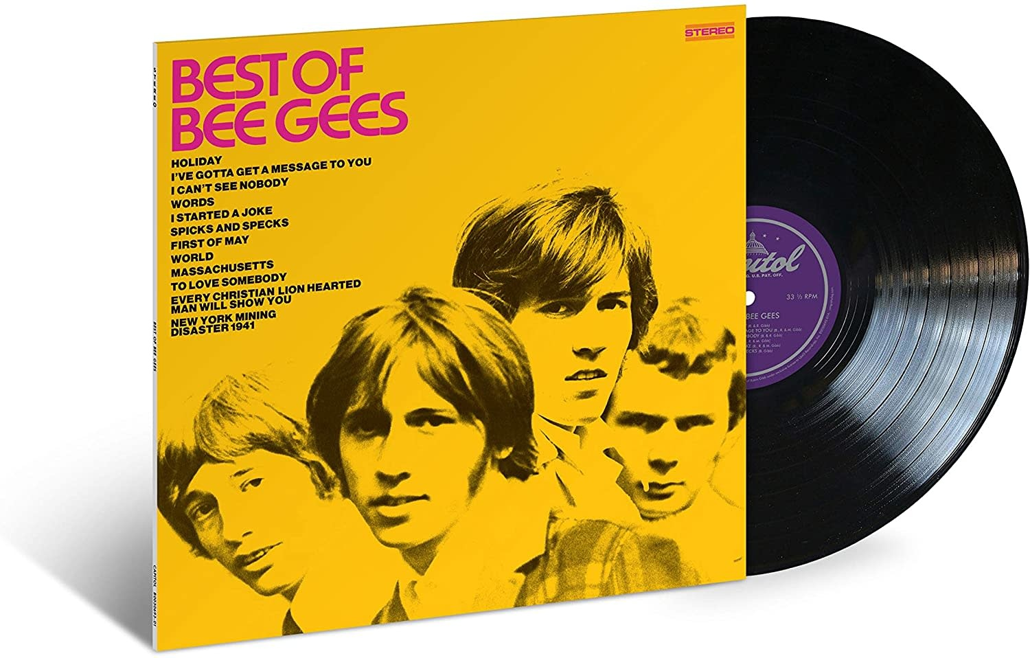 Bee Gees - The Best Of The Bee Gees