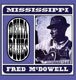 Mississippi Fred McDowell ‎– Delta Blues