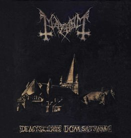 Mayhem ‎– De Mysteriis Dom. Sathanas (25th Anniversary Box Set)