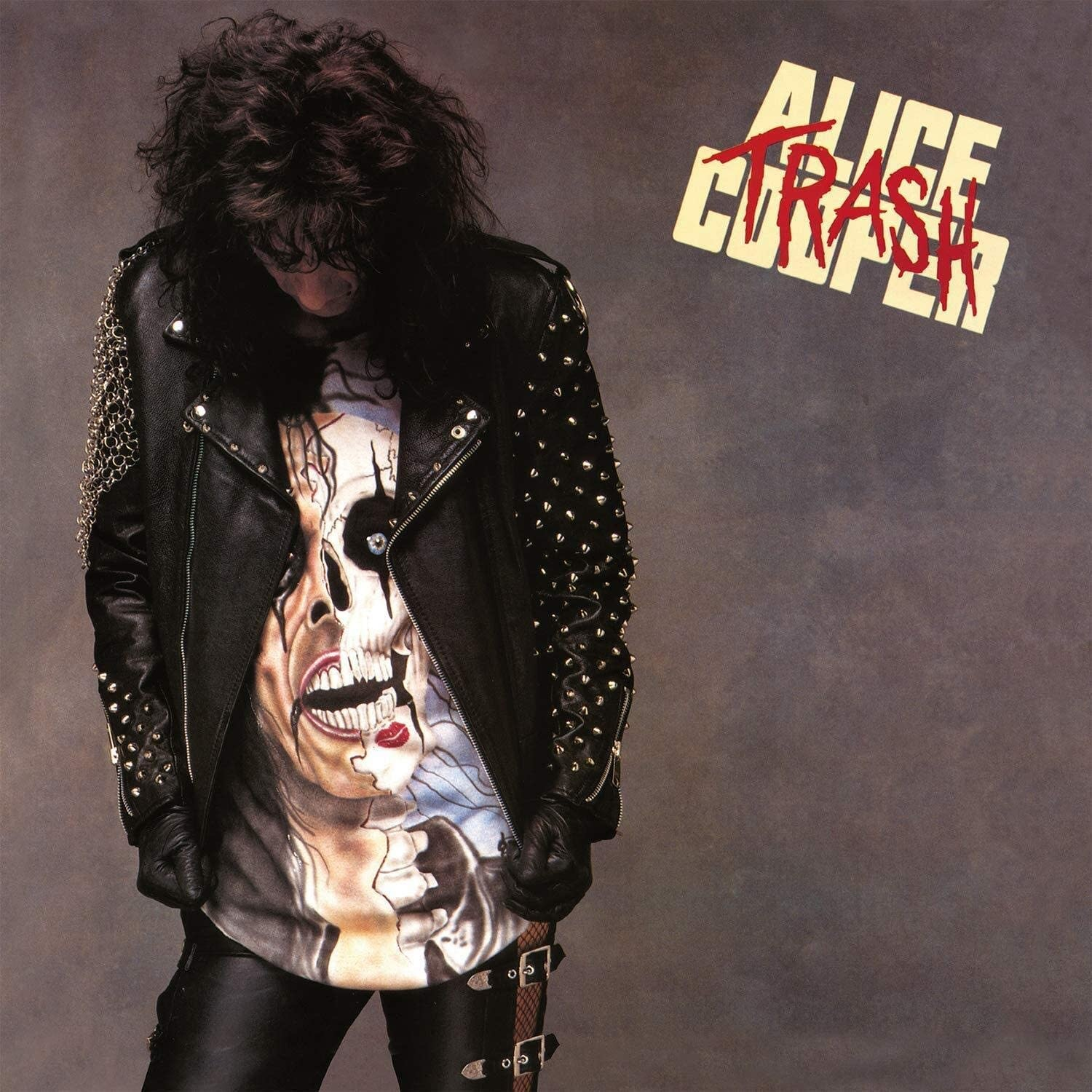 Alice Cooper ‎– Trash