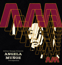 Angela Munoz - Adrian Younge presents Angela Munoz Introspection