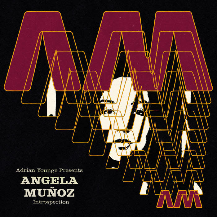Angela Munoz - Adrian Younge presents Angela Munoz Introspection