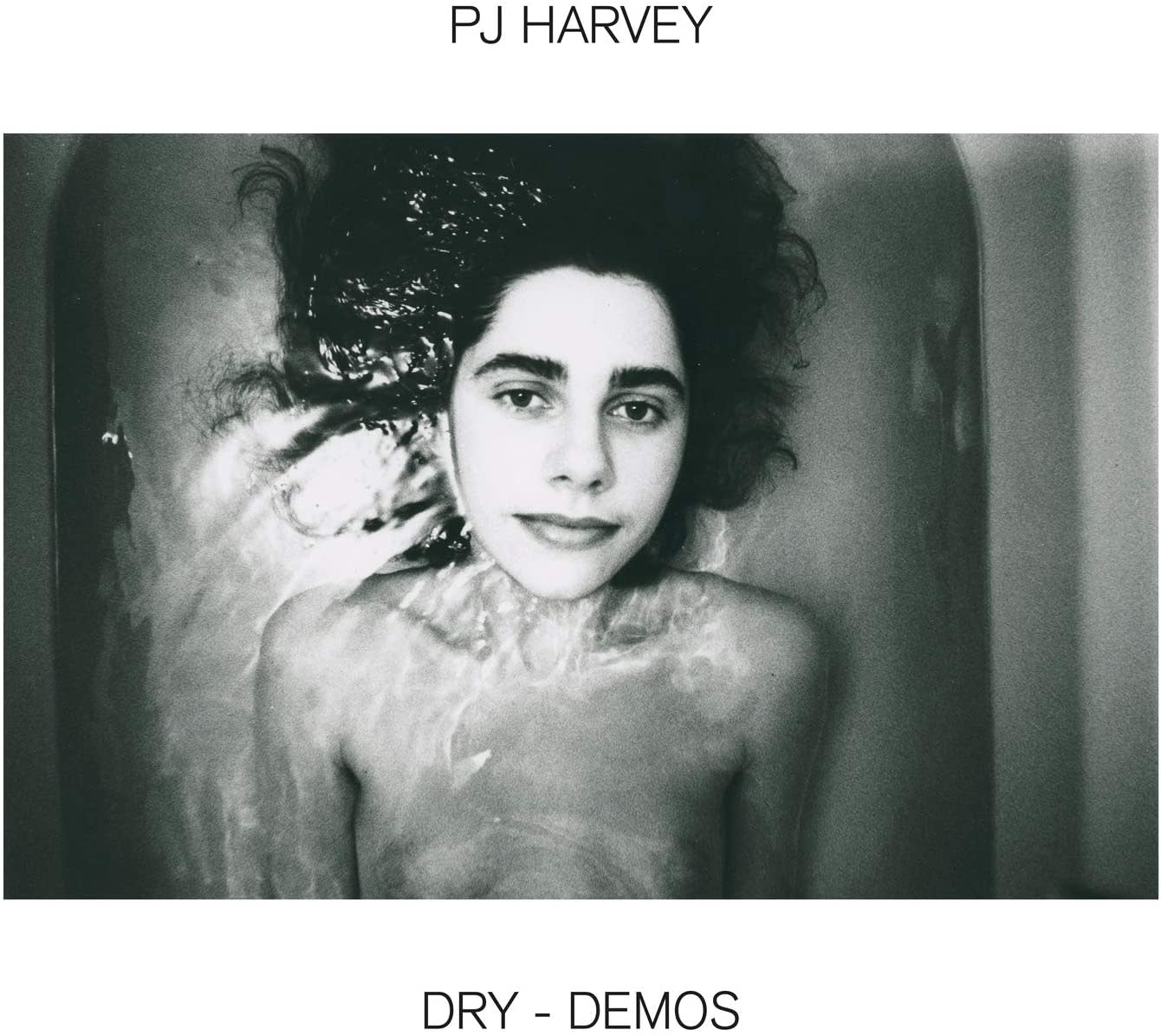 PJ Harvey ‎– Dry - Demos