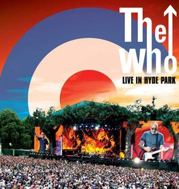 Who – Live In Hyde Park