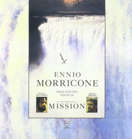 Ennio Morricone ‎– The Mission