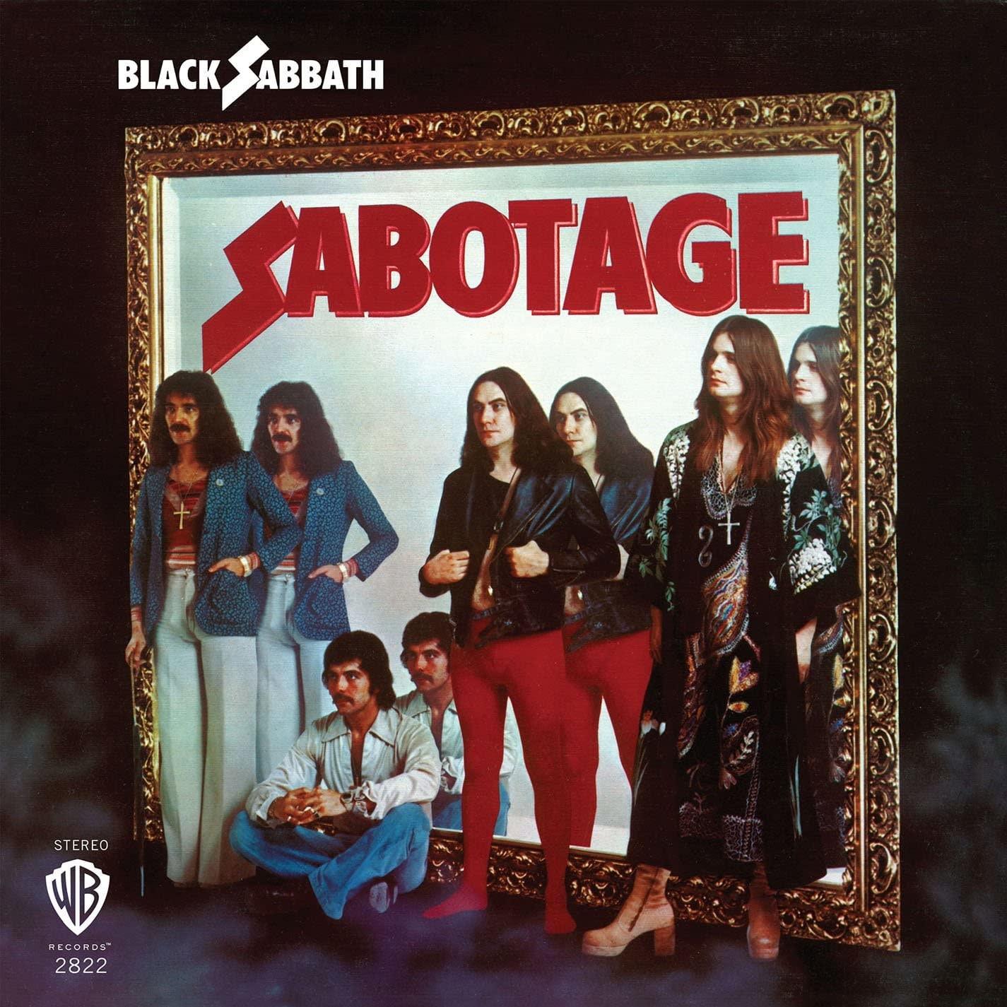 Black Sabbath – Sabotage