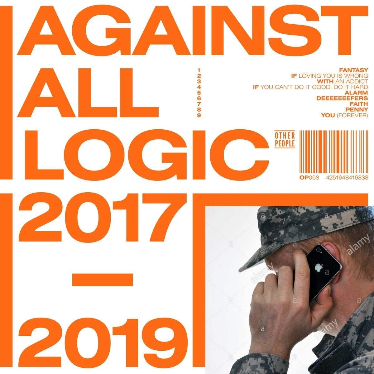 Against All Logic – 2017 - 2019