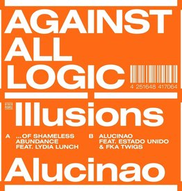 Against All Logic ‎– Illusions Of Shameless Abundance