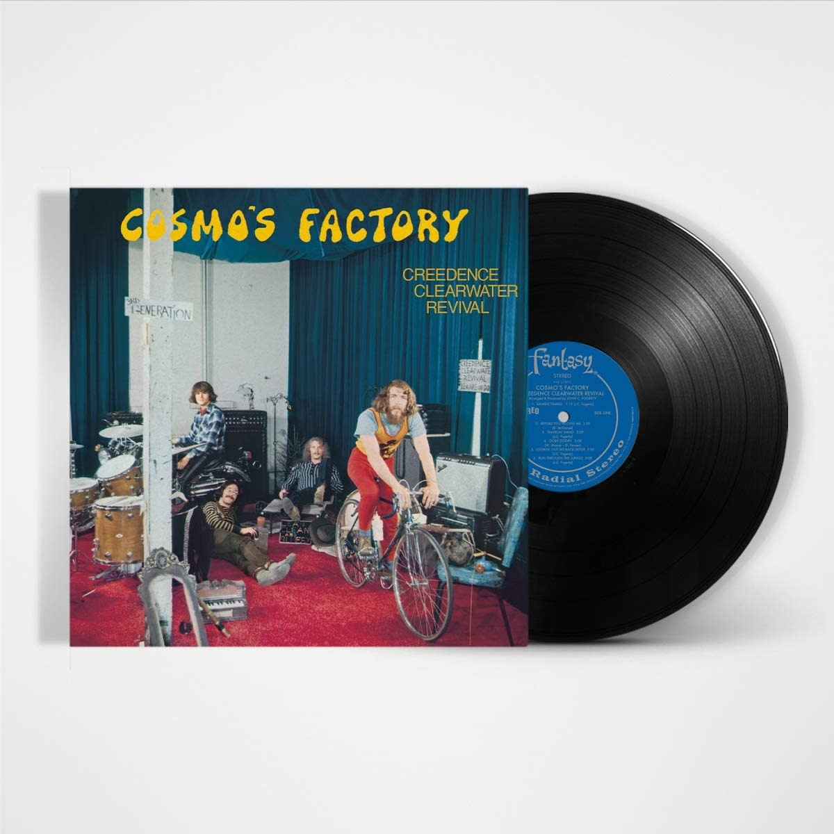 Creedence Clearwater Revival – Cosmo's Factory (50th Anniversary Half-Speed Master Vinyl)