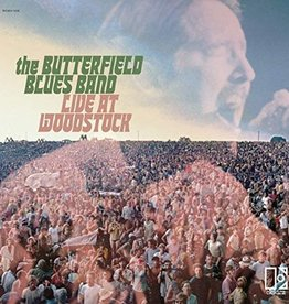 Butterfield Blues Band – Live At Woodstock