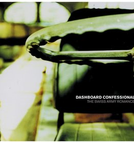 Dashboard Confessional – The Swiss Army Romance