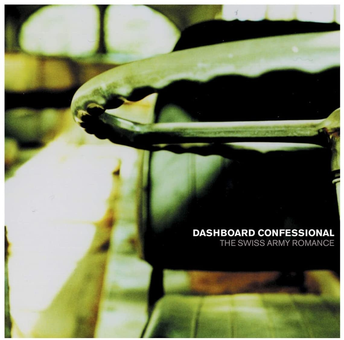 Dashboard Confessional ‎– The Swiss Army Romance