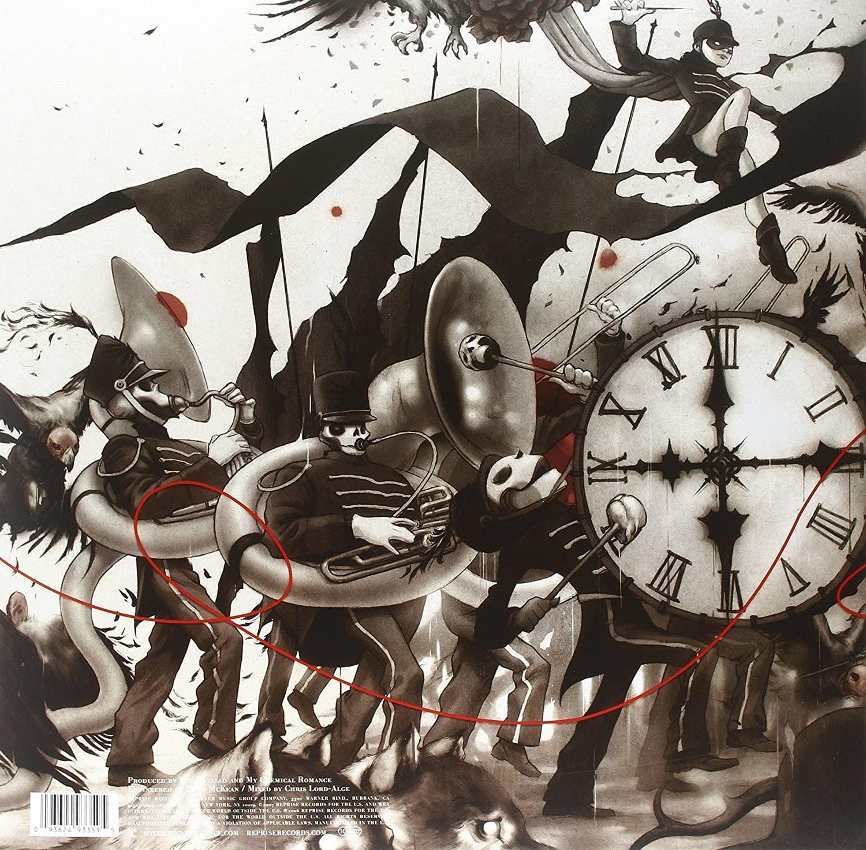 My Chemical Romance – The Black Parade