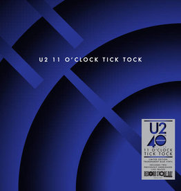 U2 – 11 O'Clock Tick Tock