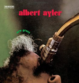 Albert Ayler ‎– New Grass
