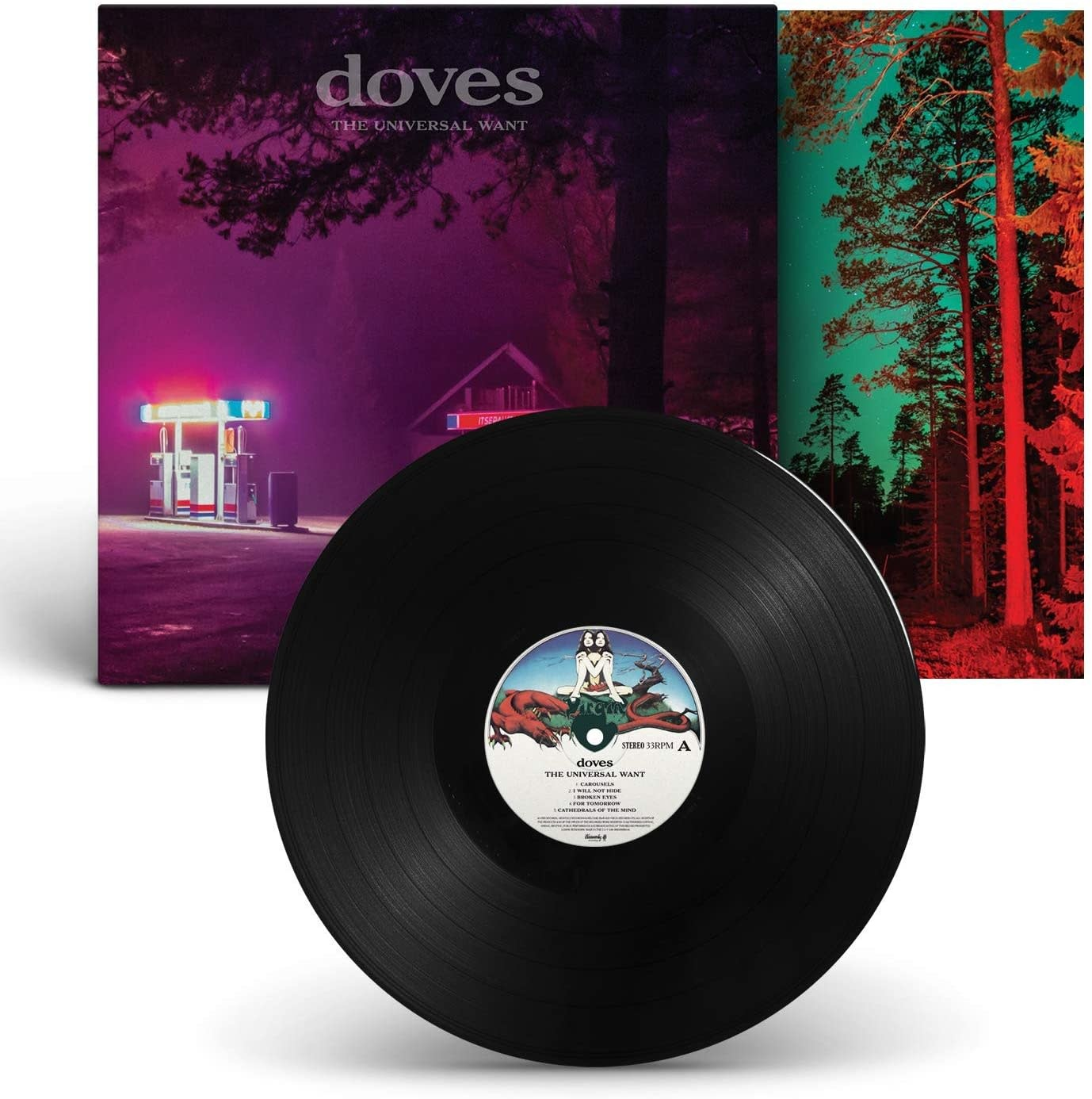 Doves – The Universal Want