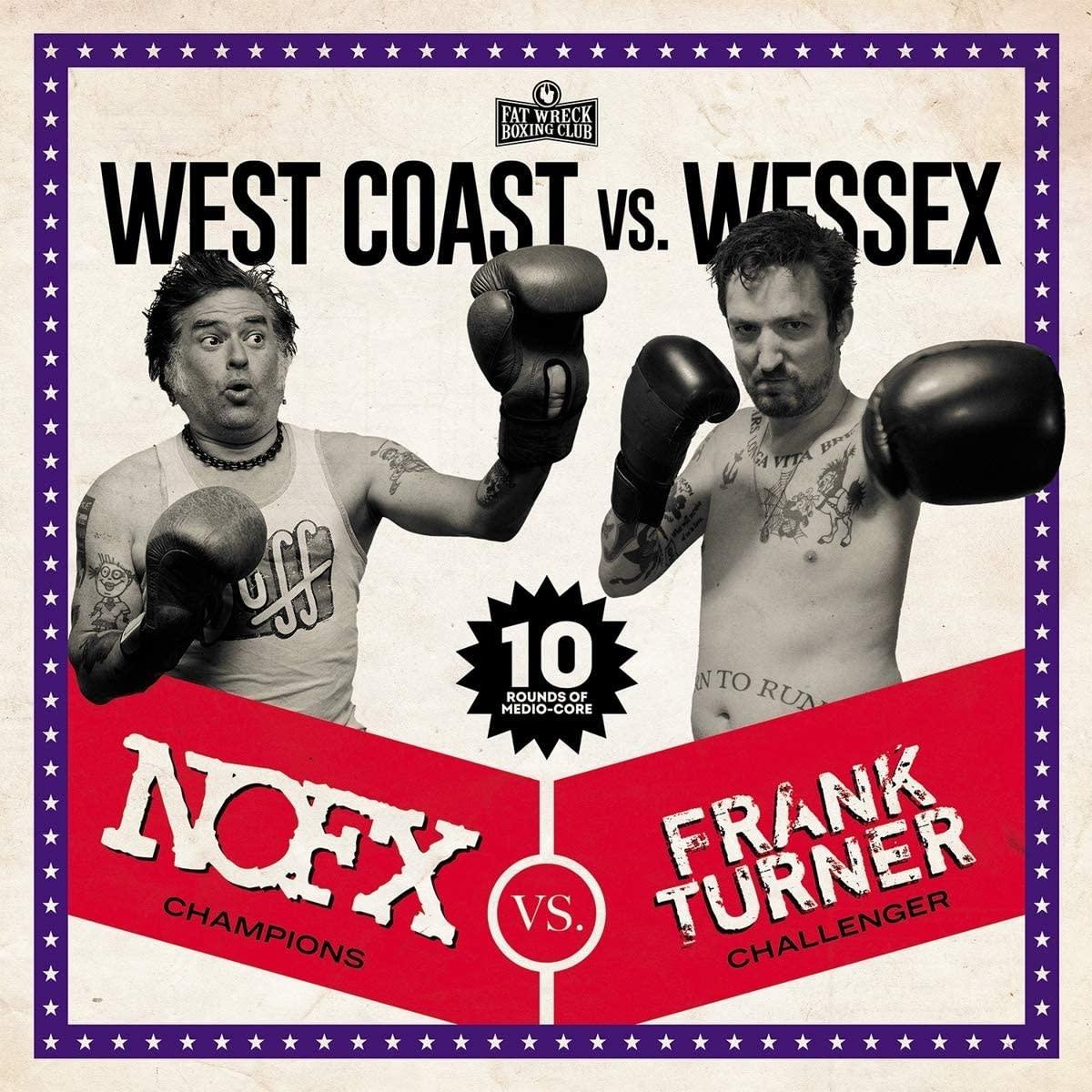 NOFX Vs. Frank Turner – West Coast Vs. Wessex