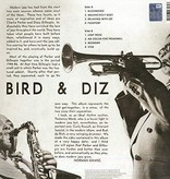 Charlie Parker And Dizzy Gillespie – Bird And Diz