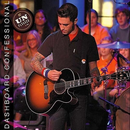 Dashboard Confessional ‎– MTV Unplugged