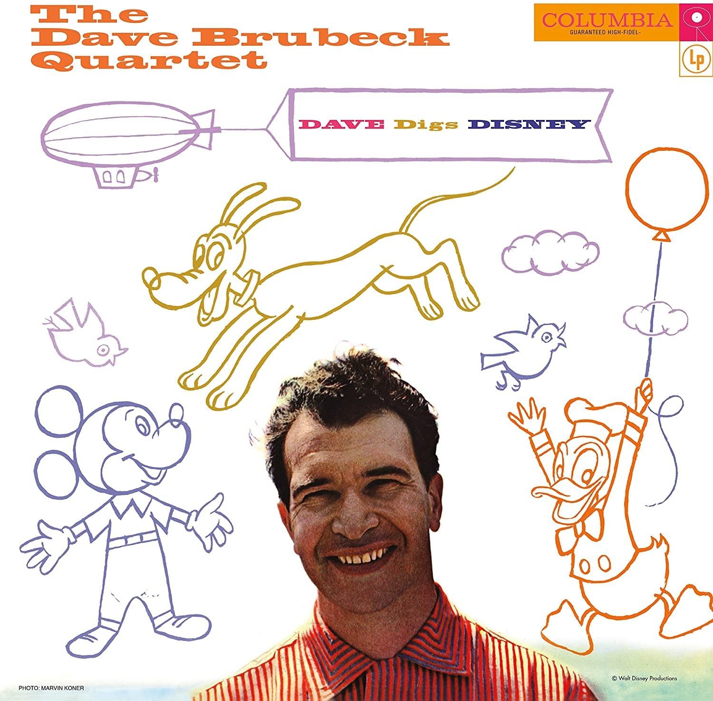 Dave Brubeck Quartet - Dave Digs Disney
