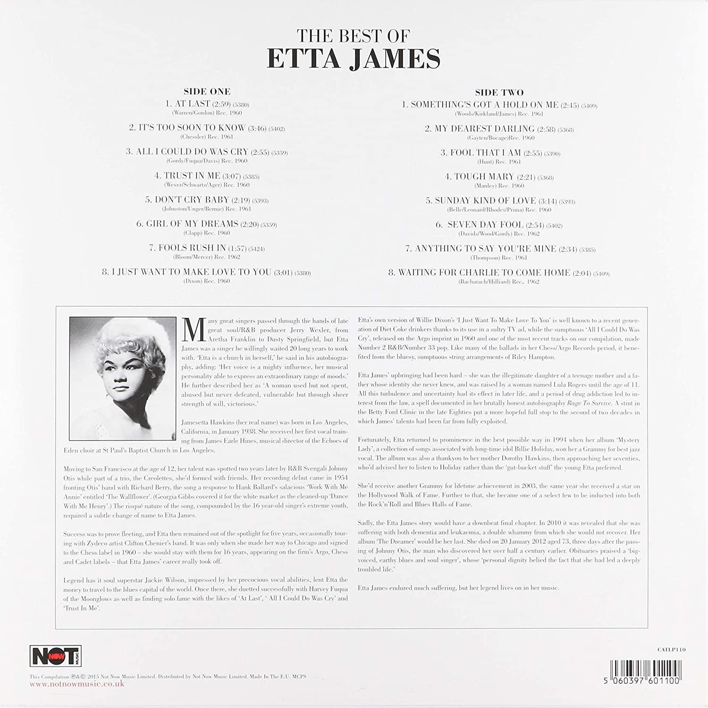 Etta James – The Best Of