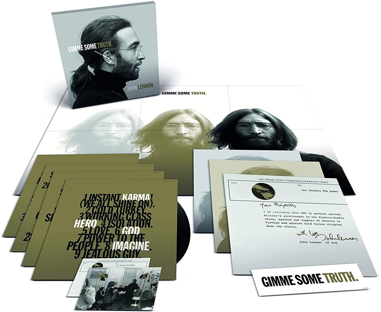 John Lennon – Gimme Some Truth 4LP Set