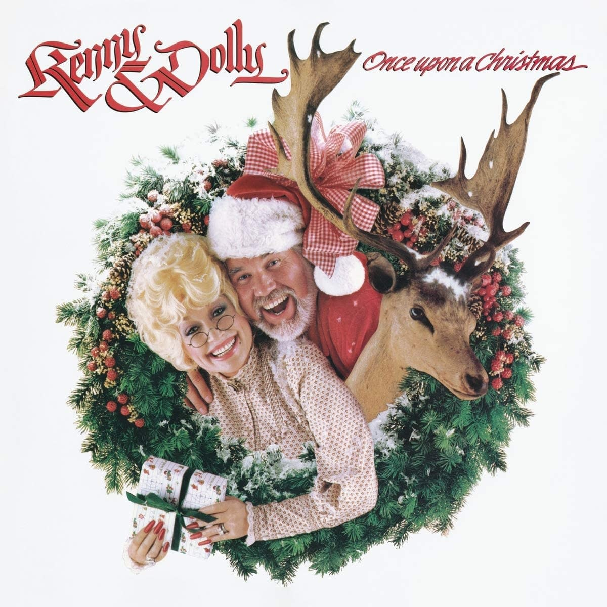 Kenny & Dolly ‎– Once Upon A Christmas