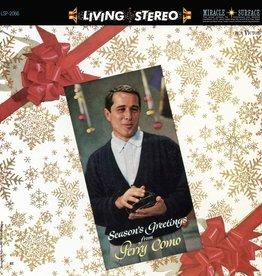 Perry Como – Christmas Greetings From Perry Como
