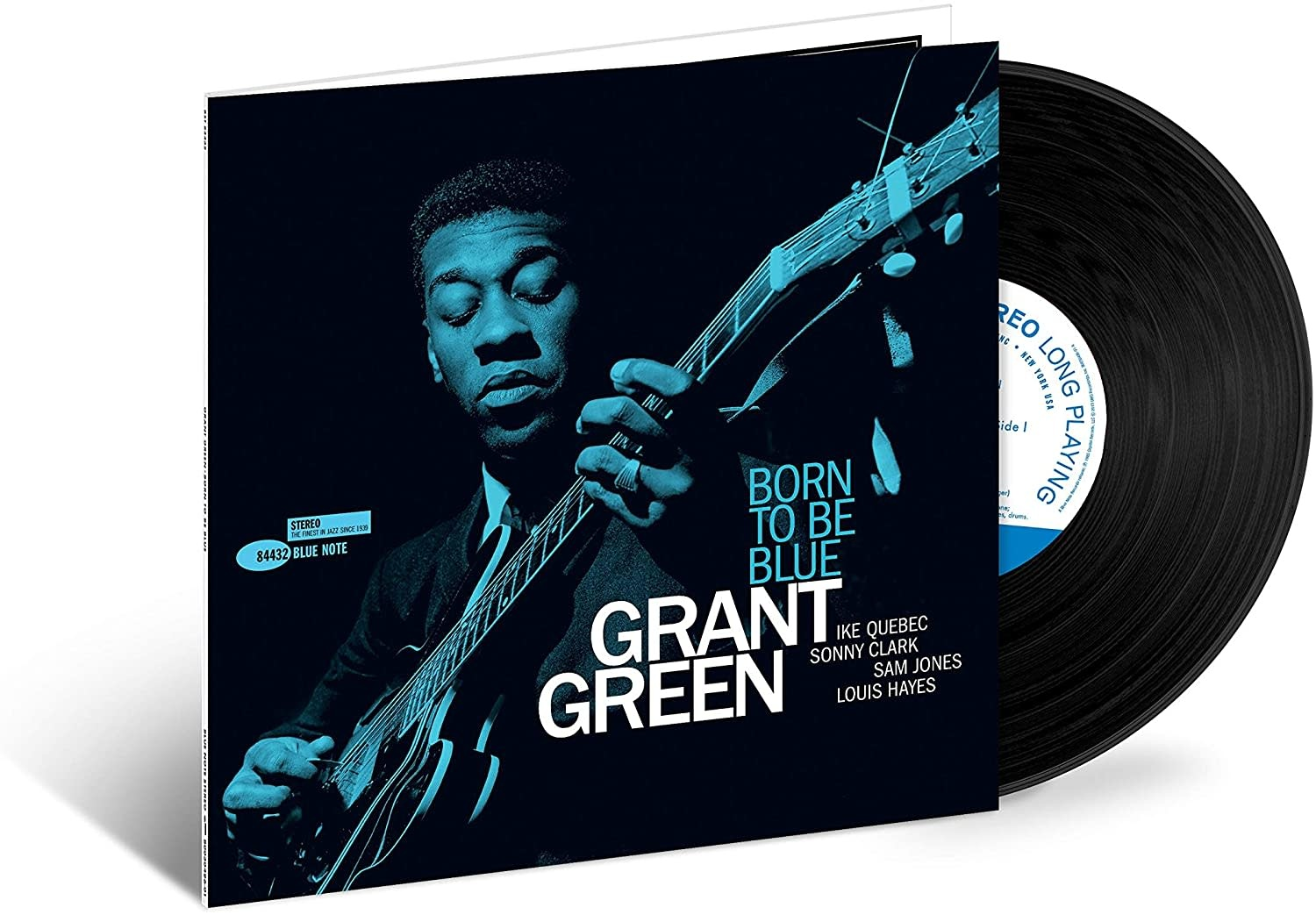 Grant Green – Born To Be Blue