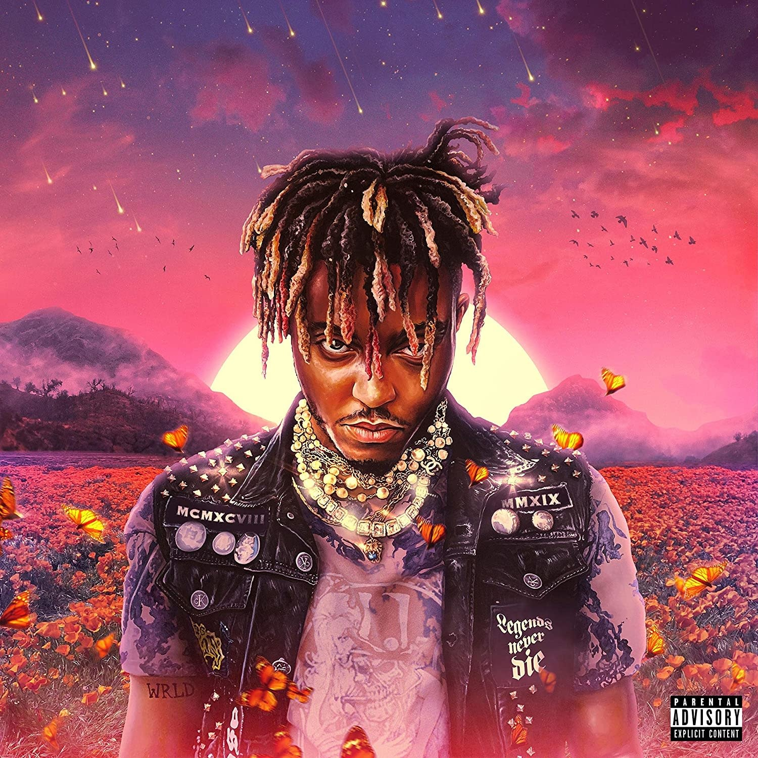 Juice WRLD ‎– Legends Never Die