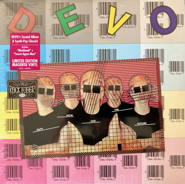 Devo – Duty Now For The Future