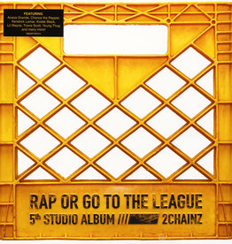 2 Chainz ‎– Rap Or Go To The League