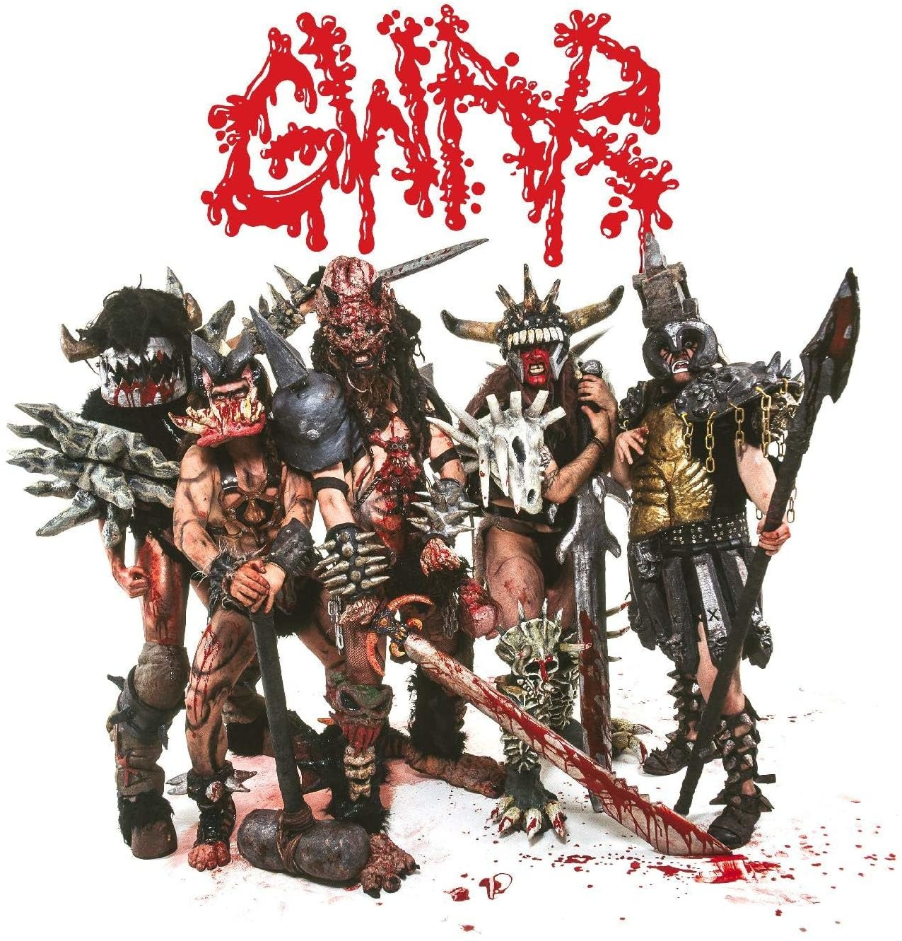 Gwar ‎– Scumdogs Of The Universe