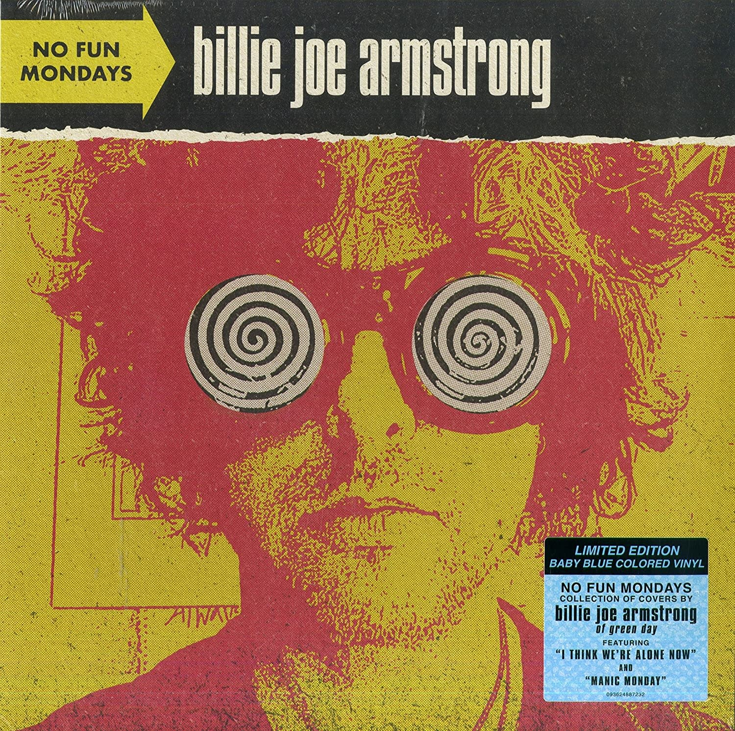 Billie Joe Armstrong ‎– No Fun Mondays