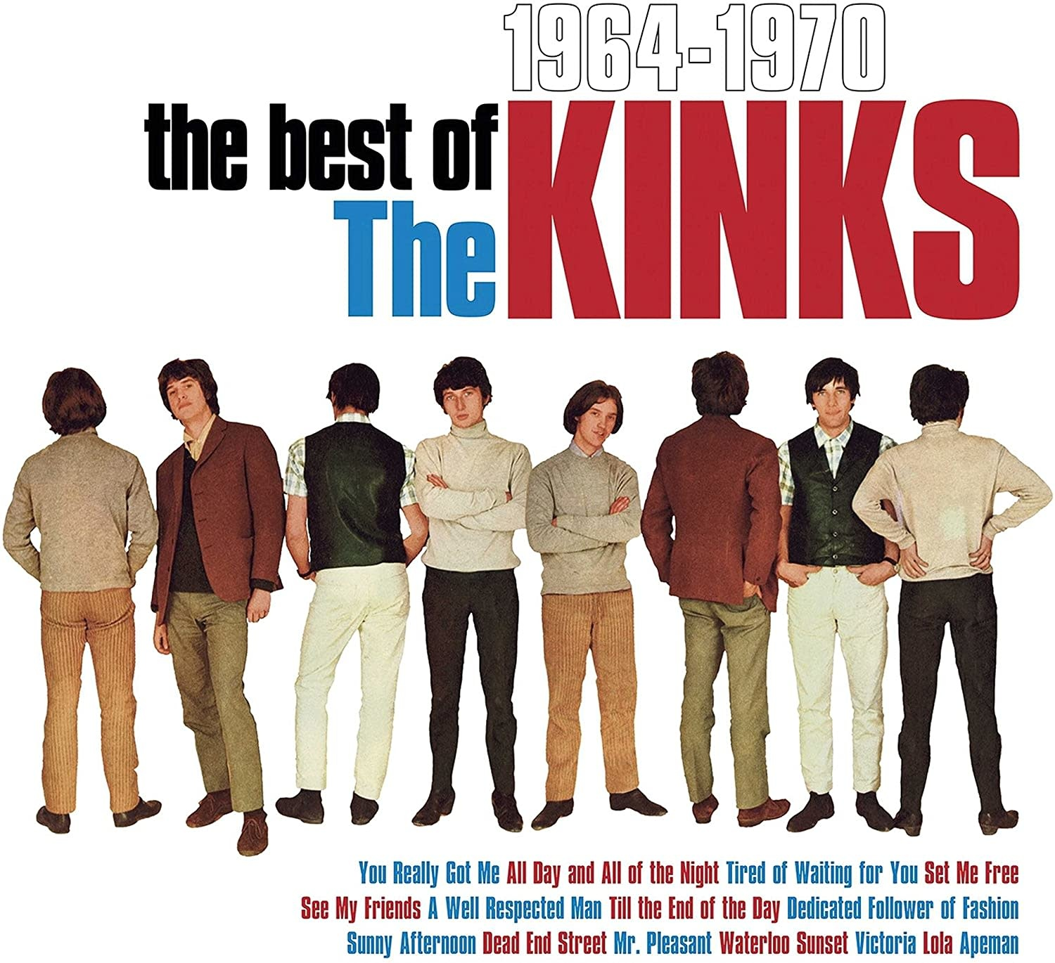 Kinks – The Best Of The Kinks 1964-1970