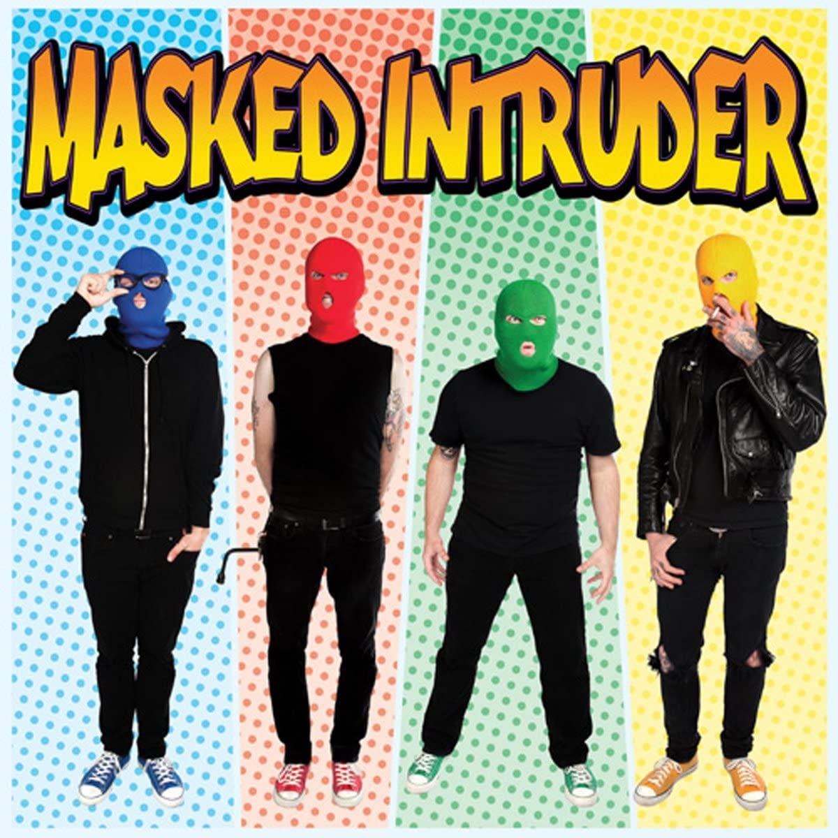 Masked Intruder – Masked Intruder
