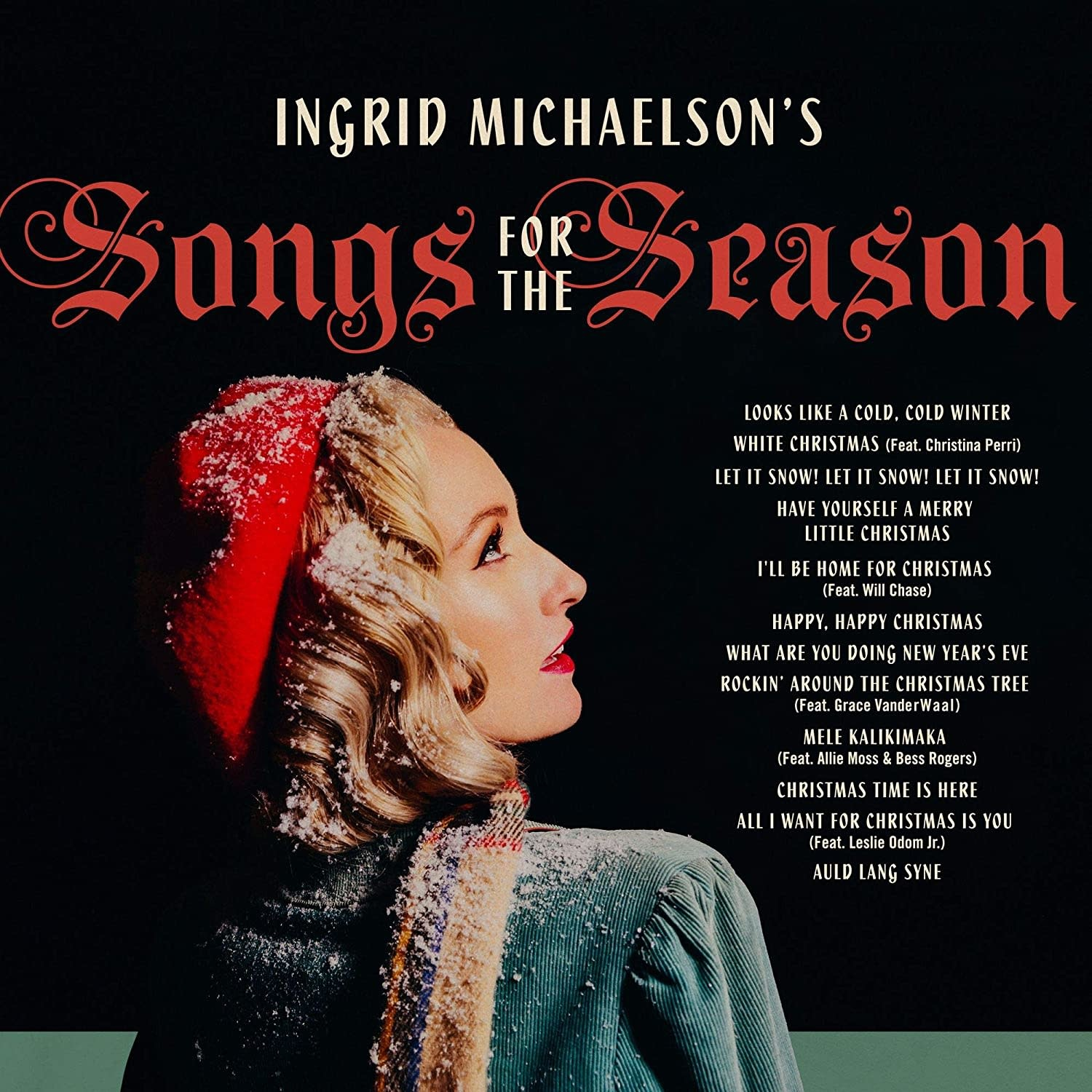 Ingrid Michaelson ‎– Ingrid Michaelson's Songs For The Season