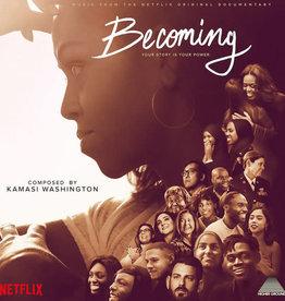 Kamasi Washington – Becoming (Music from the Netflix Original Documentary)